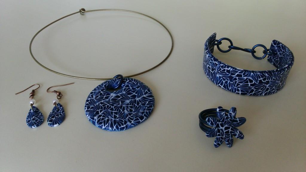parure bijoux marbré bleu et blanc_deco2sev