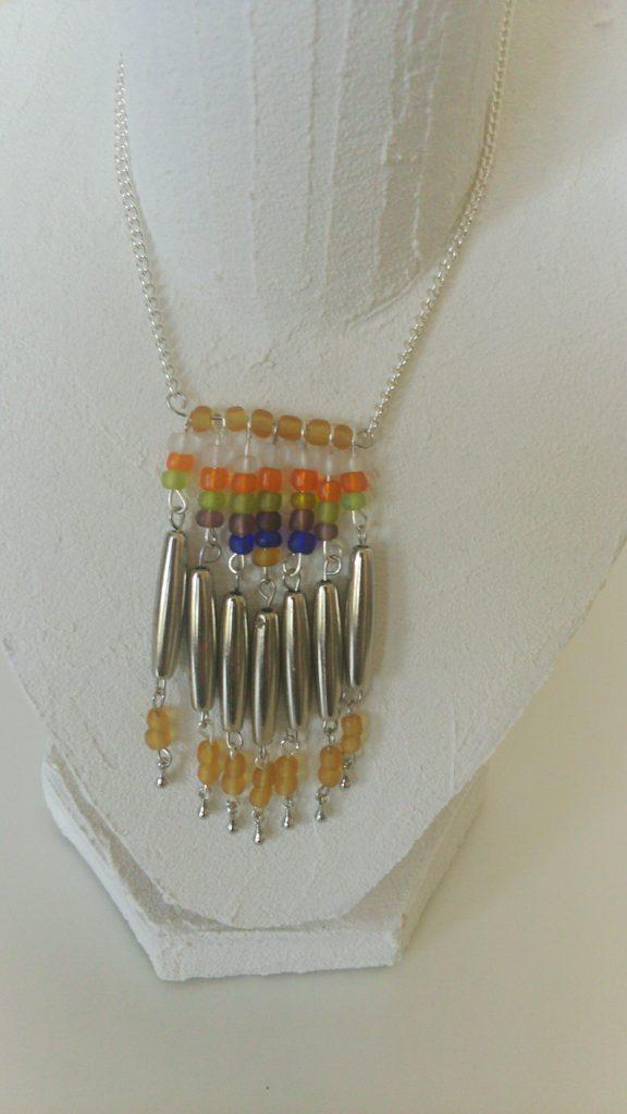 collier rideau de perles