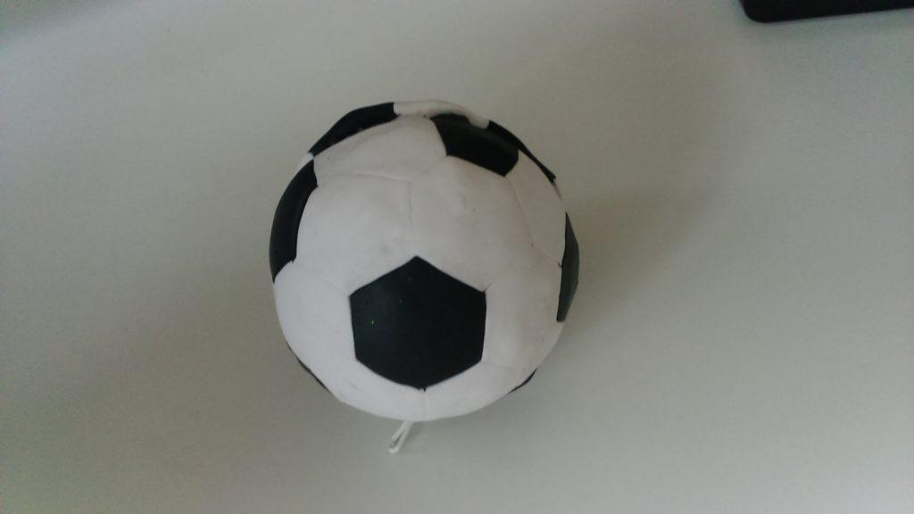 porte monnaie ballon de foot