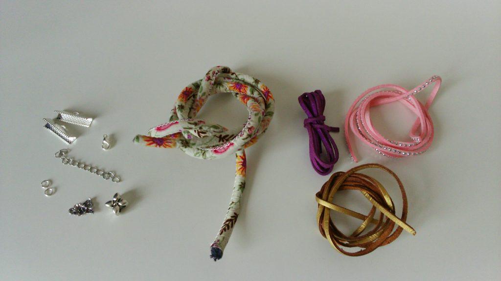 matériel_bracelet