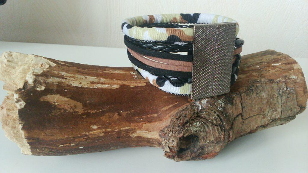 bracelet camouflage