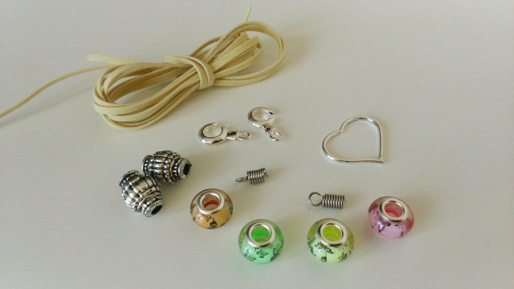 matériel collier